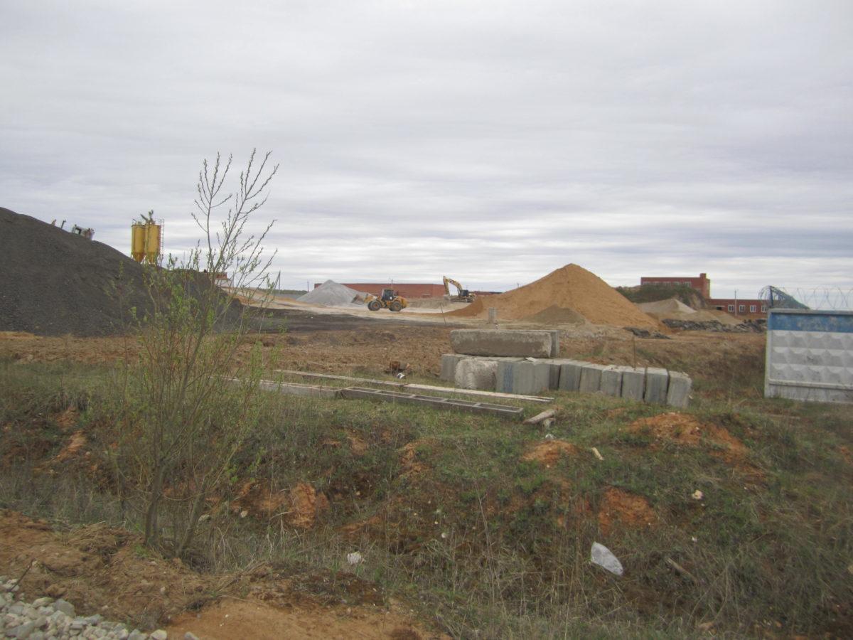 Кирпичный завод Детчино